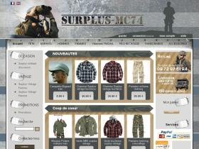 surplus-mc74.com