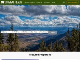 survivalrealty.com