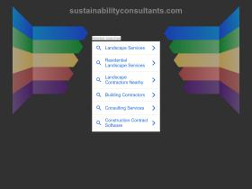 sustainabilityconsultants.com