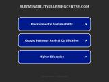 sustainabilitylearningcentre.com