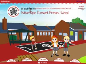 suttonuponderwentprimaryschool.co.uk