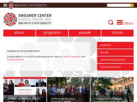 swearercenter.brown.edu