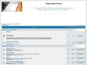 sweetspotforum.forum24.se