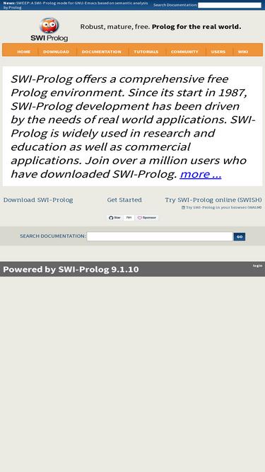 swi prolog vs gnu prolog