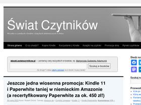 Swiatczytnikow pl Analytics - Market Share Stats & Traffic