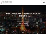t-tower-guesthouse.com