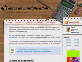 tablesdemultiplication.net