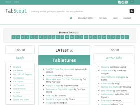 tabscout.com