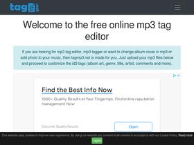 Tagmp3 net Analytics - Market Share Stats & Traffic Ranking