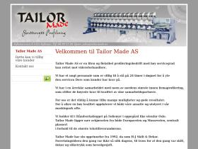 tailormade.no