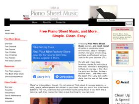 take-a-piano-sheet-music-break.com