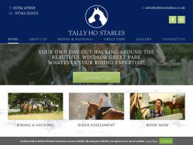 tallyhostables.co.uk