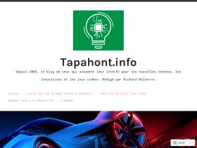 tapahont.info