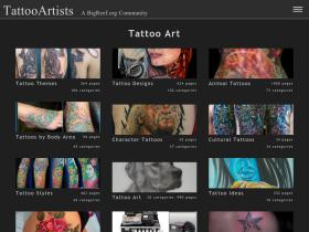 tattooartists.org