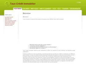 tauxcreditimmobilier.fr