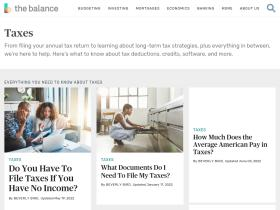 taxes.about.com
