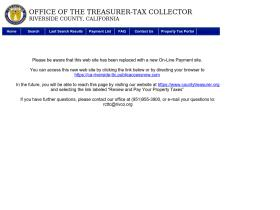 taxpayments.co.riverside.ca.us