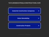 taylorindustrialconstruction.com