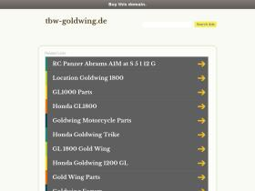 tbw-goldwing.de