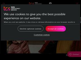 Tcs com Analytics - Market Share Stats & Traffic Ranking