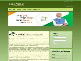 teaauction.gov.in