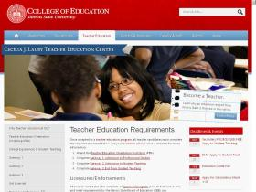 teachereducation.illinoisstate.edu