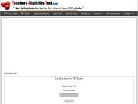 teachers-eligibility-test.com