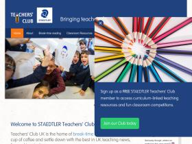 teachersclub.staedtler.co.uk