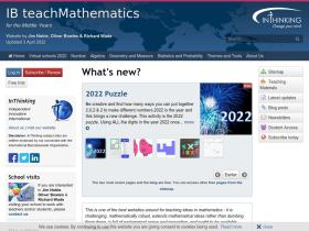 teachmathematics.net