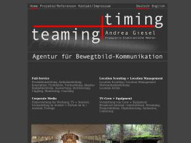 teaming-timing.de