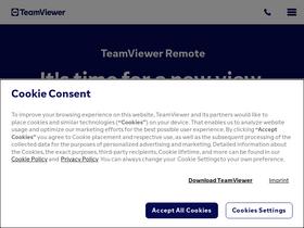 Teamviewer com Analytics - Market Share Stats & Traffic Ranking