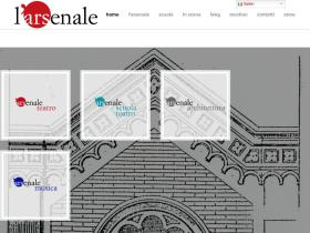 teatroarsenale.it