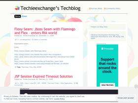 techieexchange.wordpress.com