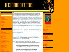 technomanifestos.net