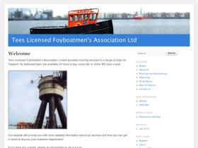 teesfoyboatmen.co.uk