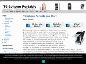 telephoneportable-pascher.fr