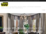 texaswholesalefurniture.com