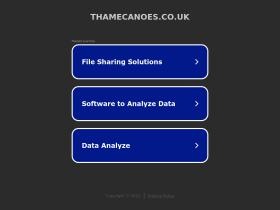 thamecanoes.co.uk