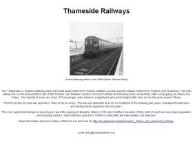 thamesiderail.co.uk