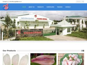 thanhhungseafood.com.vn