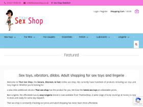 thatsexshop.co.uk