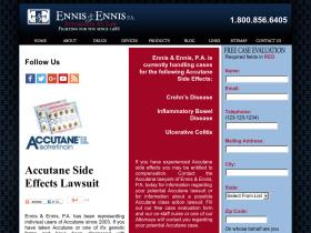 the-accutane-lawyer.com