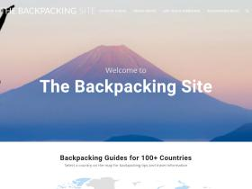 the-backpacking-site.com