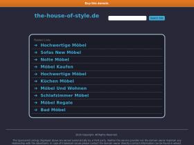 the-house-of-style.de