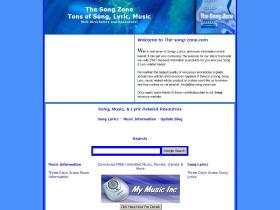 the-song-zone.com