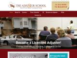 theadjusterschool.com