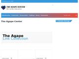 theagapecenter.com