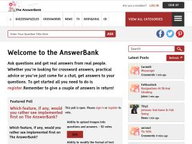 theanswerbank.co.uk