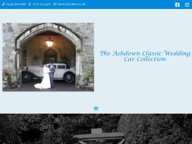 theashdownclassicweddingcarcollection.co.uk