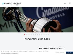 theboatrace.org